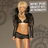 Britney Spears - Greatest Hits: My Prerogative artwork