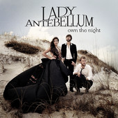 Lady Antebellum - Own the Night artwork