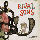 Rival Sons - Head Down artwork