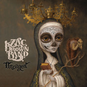 Zac Brown Band - Uncaged artwork