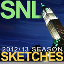 Saturday Night Live - Seth MacFarlane - September 15, 2012 artwork
