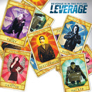 Leverage - The Frame Up Job artwork
