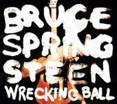 Bruce Springsteen - Wrecking Ball artwork