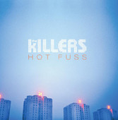 The Killers - Hot Fuss artwork