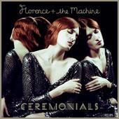 Florence + The Machine - Ceremonials artwork