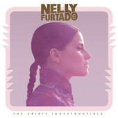 Nelly Furtado - The Spirit Indestructible (U.S. Deluxe Version) artwork
