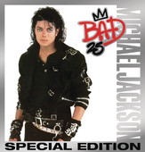 Michael Jackson - Bad (25th Anniversary Special Edition) artwork