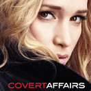 Covert Affairs - Suffragette City artwork