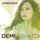 Demi Lovato - Unbroken artwork