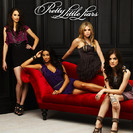 Pretty Little Liars - Blood Is the New Black artwork