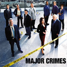 Major Crimes - Out of Bounds artwork