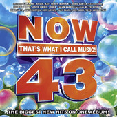 Various Artists - Now That's What I Call Music, Vol. 43 artwork