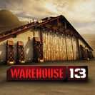 Warehouse 13 - Second Chance artwork