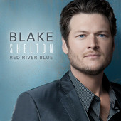 Blake Shelton - Red River Blue (Deluxe Version) artwork