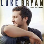 Luke Bryan - Doin' My Thing artwork