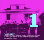 Various Artists - Motown 1's artwork