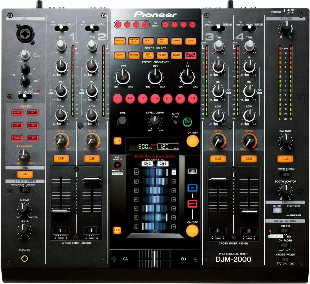 PIONEER DJM2000 NEXUS - Global Sound
