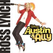 Ross Lynch - Austin & Ally artwork