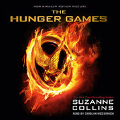 Suzanne Collins - The Hunger Games (Unabridged) artwork