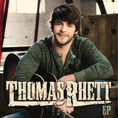 Thomas Rhett - Thomas Rhett - EP artwork
