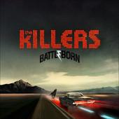 The Killers - Battle Born artwork