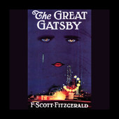 F. Scott Fitzgerald - The Great Gatsby (Unabridged) artwork