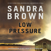 Sandra Brown - Low Pressure (Unabridged) artwork
