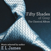 Various Artists - Fifty Shades of Grey: The Classical Album artwork