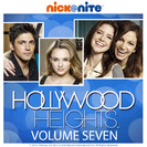 Hollywood Heights - Seeing a Ghost artwork