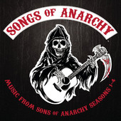 Various Artists - Songs of Anarchy: Music from Sons of Anarchy Seasons 1-4 artwork