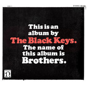 The Black Keys - Brothers (Deluxe Version) artwork