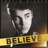 Justin Bieber - Believe artwork
