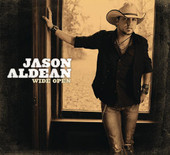 Jason Aldean - Wide Open artwork