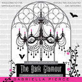 Gabriella Pierce - The Dark Glamour: A 666 Park Avenue Novel (Unabridged) artwork