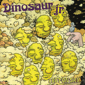 Dinosaur Jr. - I Bet On Sky artwork