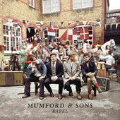 Mumford & Sons - Babel artwork